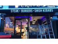 CHARCOAL GRILL CHEF REQUIRED FOR RESTAURANT,MEZE,SALADS,CHEF,TURKISH RESTAURANT