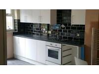 3 bedroom extended house £1300