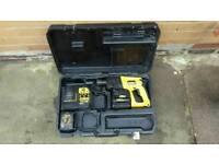 Dewalt 24v Cordless SDS Hammer Drill in Good Condition