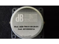 dB Technologies tweeter, AEB TW-01-08-26-01
