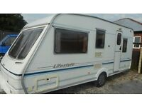 SWIFT LIFESTYLE 5 BERTH 2000 MODEL FULLY LOADED PX ANY THING DELIVERY ANY WERE MUST BE SEEN