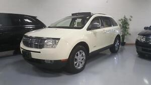 2007 Lincoln MKX limited