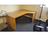 JOB LOT! Office Furniture, Desks, Chairs and Cabinets - collection only - will sell separately