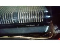 Hohner verdi ia accordion