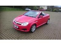 Vauxhall Tigra 1 4i 16v 2dr Ac Red 2007