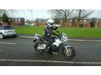 Motorbike suzuki gsr 600