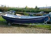 15ft skiff/Harbour boat
