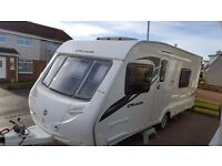 Sterling Cruach Ben Lomond 2010 top range end washroom with full size awning extras