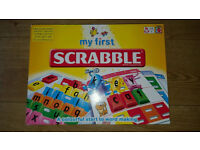 My First Scrabble - Like New Condition...All Complete