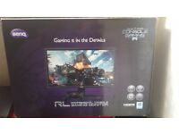 Monitor benq Rl2755HM professional console gaming monitor 27 inch new