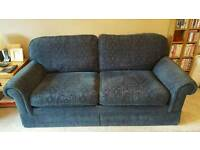 FREE BUT MUST BE GONE BY FRIDAY! Sofa from a smoke and pet free home