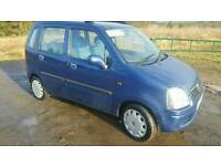 Vauxhall agila 2004 *full years mot* only done 71k (not corsa zafira meriva astra focus clio)