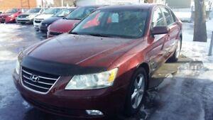 2009 Hyundai Sonata Sport,Garantie 3 ans ou 60000km sans frais,T