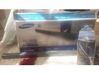 Samsung HW H355 soundbar with subwoofer
