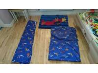 Next boys bedroom transport bundle duvet cover, curtains, rug