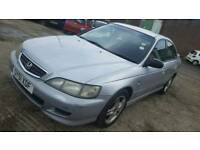 Honda accord 5 door, 1.8 petrol, mot, good runner, cheap car
