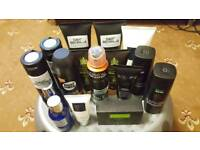 Collection/toiletries mens