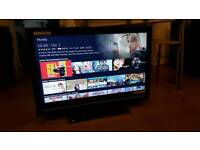 "32"" Sharp TV with freeview, 2xHDMI, USB 