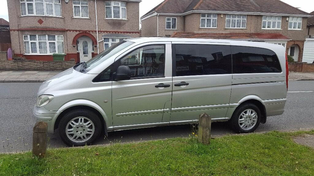 mercedes vito 115 cdi long 2004 in kingsbury london gumtree. Black Bedroom Furniture Sets. Home Design Ideas