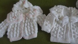 Knitted Cardigans (6-12 months)