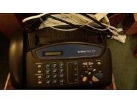Plain paper Brother fax machine -still for sale