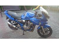 suzuki bandit 600 s 2004