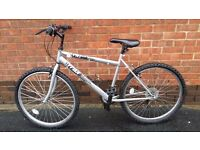 Mens mountain bike bicycle TRAX TR1