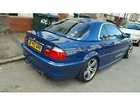 Bmw M3 replica, fully loaded, sat nav, wi-fi, subwoofer, hardtop,