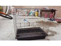 Carry cage for sale need gone asap so quick sale