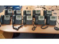 10 Cisco IP Phones