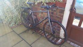 Whyte Shoreditch Hybrid bike