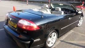 53 PLATE SAAB 93T CONVERTIBLE VECTOR AUTO (VERY CLEAN IN AND OUT!!!)