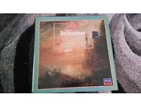The great composers Rachmaninov vintage vinyl lp record