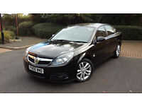 2007 VAUXHALL VECTRA SRI 1.9 CDTI EXCLUSIV,SAT-NAV,LOW MILEAGE,FULL SERVICE HISTORY