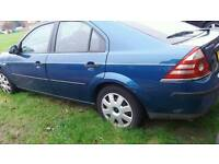 Ford mondeo 2006 lx 2.0l diesel strong engine cheap car