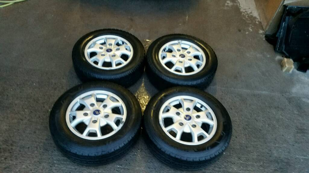 "FORD Transit Custom 16"" Alloy Wheels & Tyres"