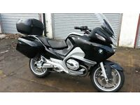 BMW R1200RT SE Saphire Black High Specification