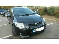 Toyota Auris 1.6 VVT-i T3 5dr, FULL SERVICE HISTORY, ALL E/WNDWS, SPARE WHEEL, SPARE KEY, LADY OWNER