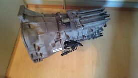 bmw gearbox 1 3 series 2008-2012 getreg 116i 118i 120i 318i 320i start stop low miles on gearbox