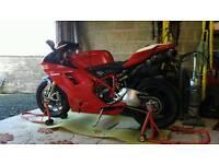 Ducati 1098 s