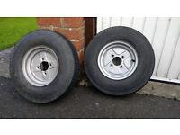 Trailer Wheels 10 inch