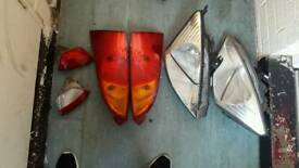Ford focus mk1 lights