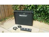 Reduced! Blackstar ID:260tvp guitar amp. Nearly new. Footswitch included