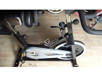 v-fit sc1 spinning bike