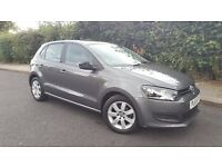2010 Volkswagen Polo 1.4 SE, 5 Door, 1 P/OWNER, F/S/H, HPI CLEAR, LOW MILEAGE, NEW SHAPE, PETROL