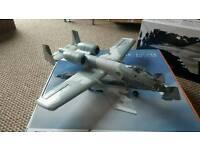 E-flite UMX A-10 EDF rc plane