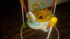 Animail baby jumperoo