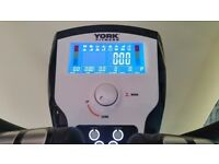 Hardly Used York Performance 215 Cross Trainer.