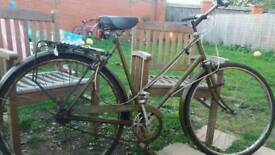 Hercules Balmoral vintage bicycle