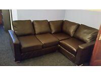 4 Seater Sofa Bed - Corner Unit